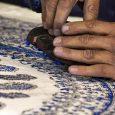 نمایشگاه هنر قلمکاری در دوران قاجار و پهلوی در سعدآباد برگزار میشود