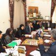 نشست شورای راهبردی انتخاب شهرها و روستاهای ملی صنایعدستی برگزار شد